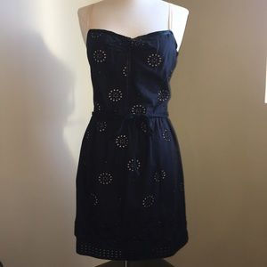 Juicy Couture black cotton dress